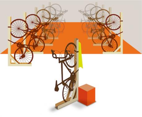 会員制駐輪場-スポーツ自転車 ...